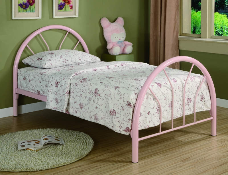 Twin Metal Bed : Bed Frames Twin Size Metal  Bed Frame Manufacturers
