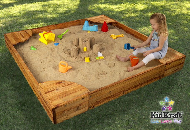 Backyard Sandbox : Backyard Sandbox