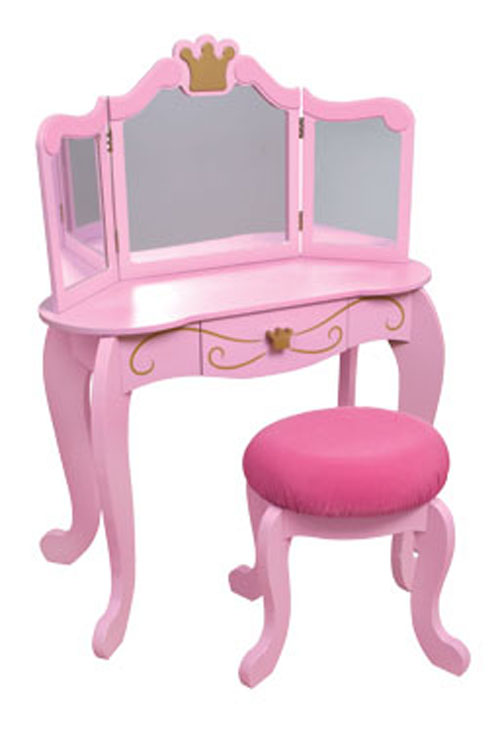 Kid Kraft Princess Vanity